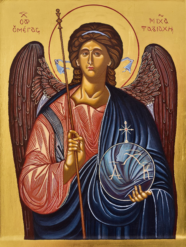 Archangel Michael, Great Taxiarch