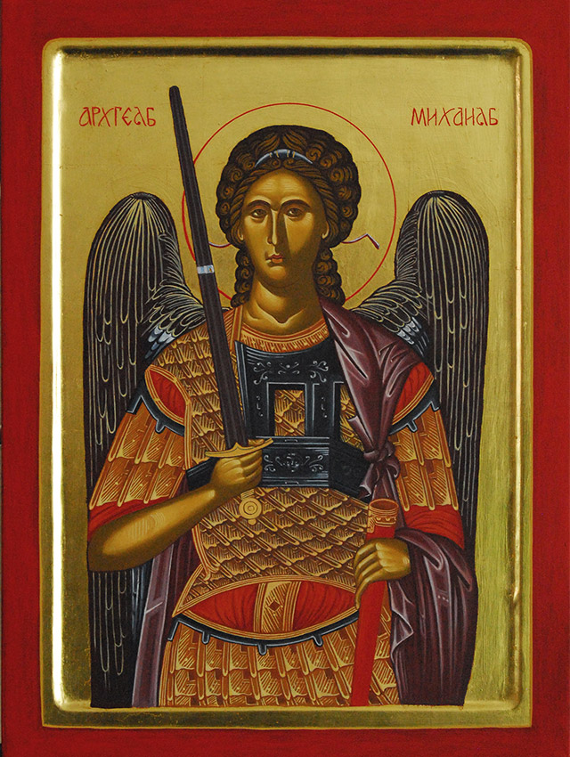 Archangel Michael Defender of the Faith