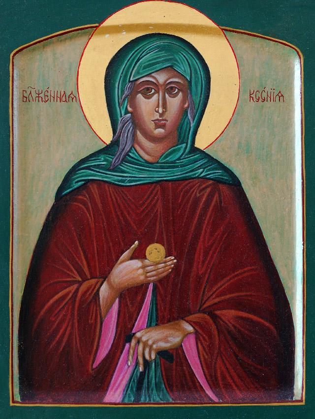 Saint Ksenia