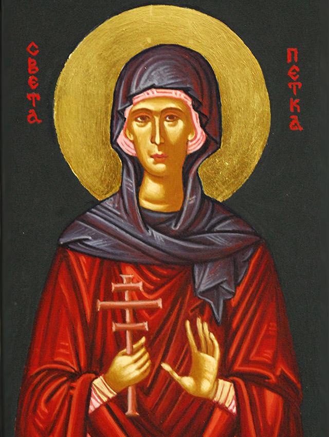 Saint Paraskeva