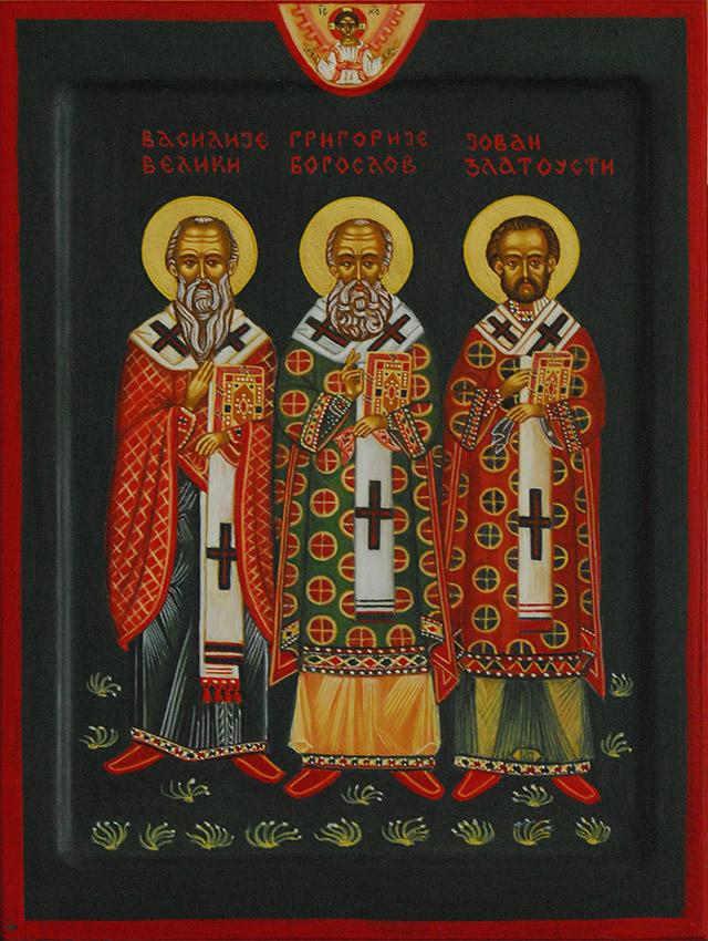 The Three Hierarch