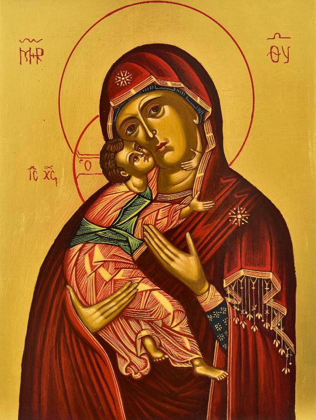 Mother of God Vladimirskaya