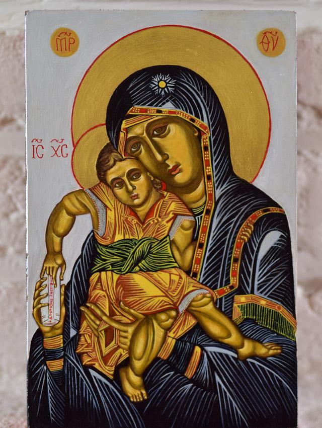 Mother of God Dostojno Jest