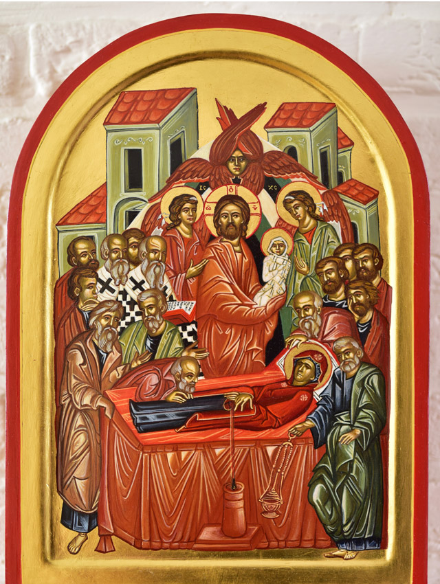 The Dormition of Mother of God