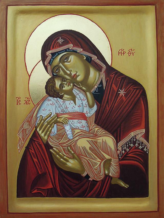 Mother of God Umilenije